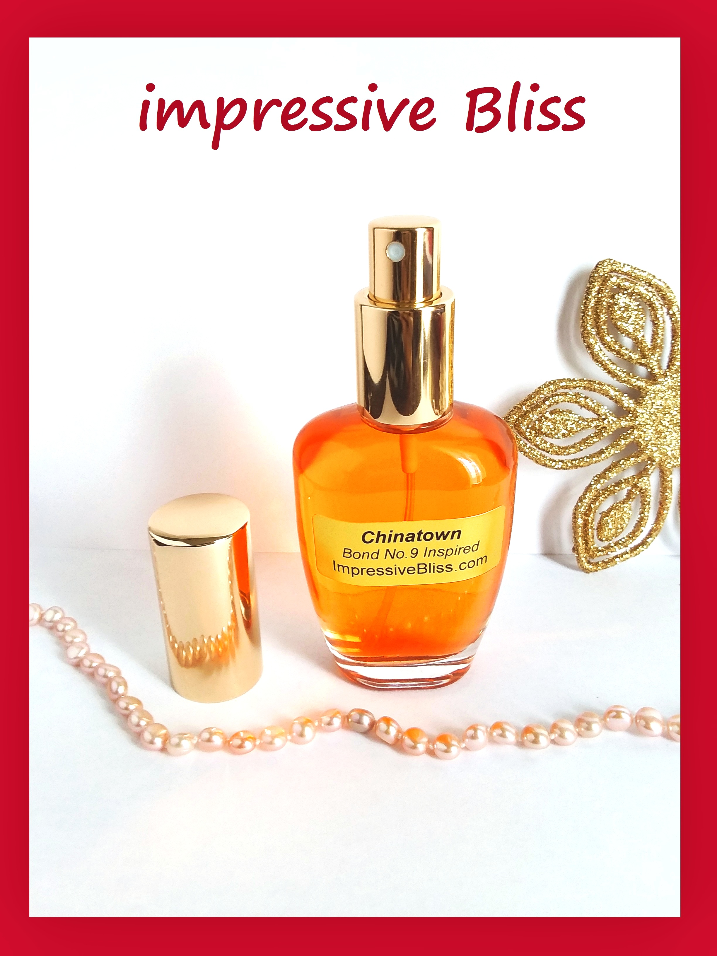 Impressive bliss Designer Type Perfume Sprays