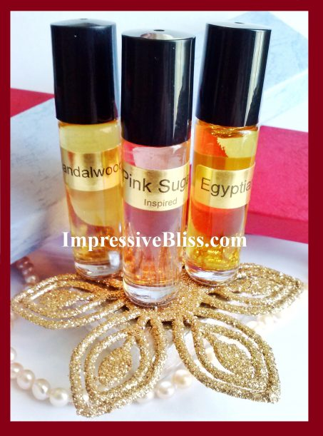 Impressive Bliss Perfume Body Oils
