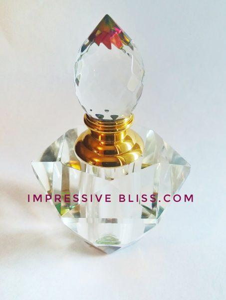 Cairo Crystal Bottle